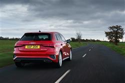 New Audi A3 40 TFSIe review