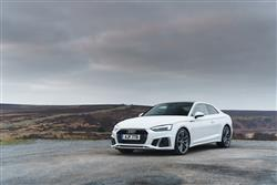 Car review: Audi A5 Coupe