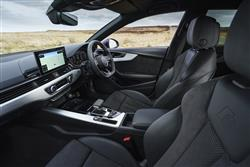 New Audi A5 Coupe review