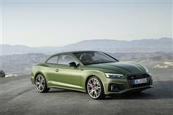 Car review: Audi A5 Coupe
