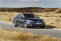 New Audi A5 Sportback review