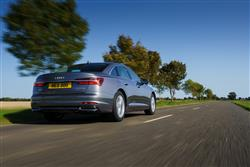 New Audi A6 50 TFSIe review