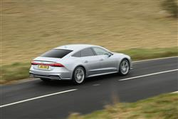 New Audi A7 Sportback review