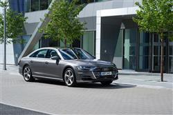 New Audi A8 review