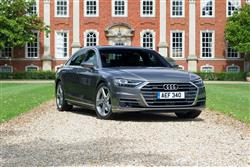 Car review: Audi A8