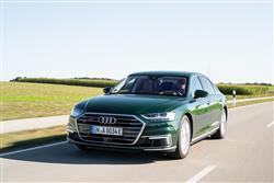 Car review: Audi A8 60 TFSIe quattro