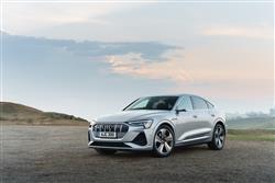 Car review: Audi e-tron Sportback