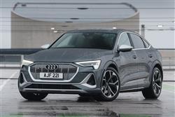 Car review: Audi e-tron S Sportback