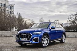 Car review: Audi Q5 Sportback