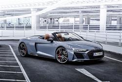 Car review: Audi R8 Spyder