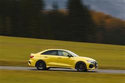 Car review: Audi RS 3