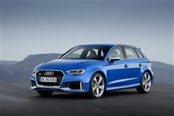 Car review: Audi RS 3 Sportback