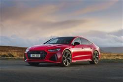 Car review: Audi RS 7 Sportback