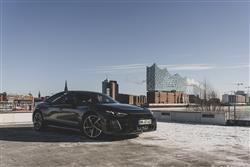 Car review: Audi RS e-tron GT