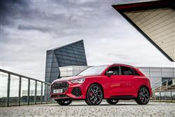 Car review: Audi RS Q3