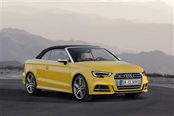 Car review: Audi S3 Cabriolet
