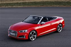 Car review: Audi S5 Cabriolet