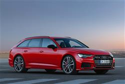 New Audi S6 review