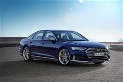 Car review: Audi S8