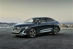 Car review: Audi e-tron Sportback 55 quattro