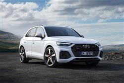 Car review: Audi SQ5 TDI