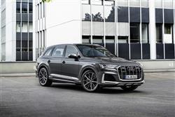 Car review: Audi SQ7 TFSI