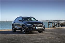 Car review: Audi SQ8