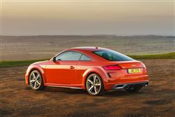 New Audi TT Coupe review