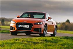 Car review: Audi TT Coupe
