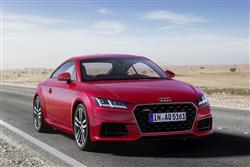 Car review: Audi TT 40 TFSI