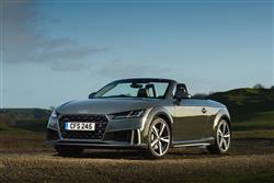Car review: Audi TT Roadster