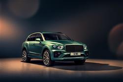 Car review: Bentley Bentayga
