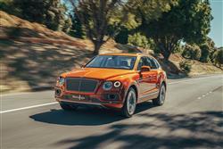 New Bentley Bentayga review