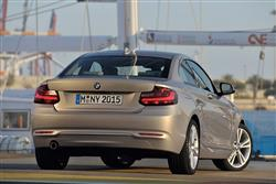 New BMW 218d Coupe review