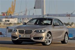 Car review: BMW 218d Coupe