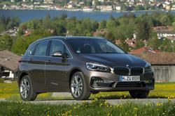 Car review: BMW 2 Series Active Tourer 218i