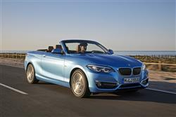 New BMW 2 Series Convertible review
