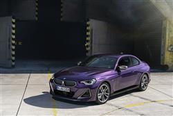 BMW 2 SERIES 220i M Sport 2dr Step Auto