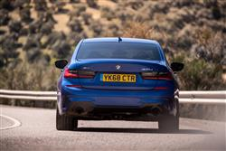 New BMW 320d review