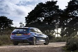 New BMW 3 Series Touring review