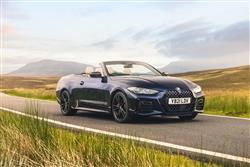 Car review: BMW 4 Series Convertible