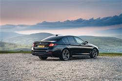 New BMW 5 Series review