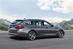 New BMW 5 Series Touring review