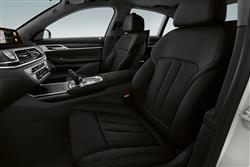 New BMW 745e review