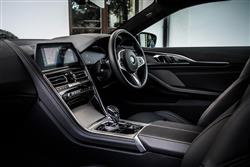 New BMW 840d x Drive review