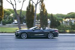 New BMW 8 Series Convertible review