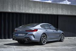 New BMW 8 Series Gran Coupe review