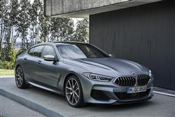 Car review: BMW 8 Series Gran Coupe