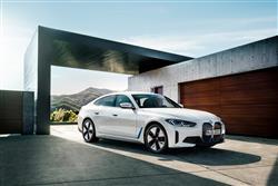 Car review: BMW i4