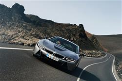 New BMW i8 Coupe review